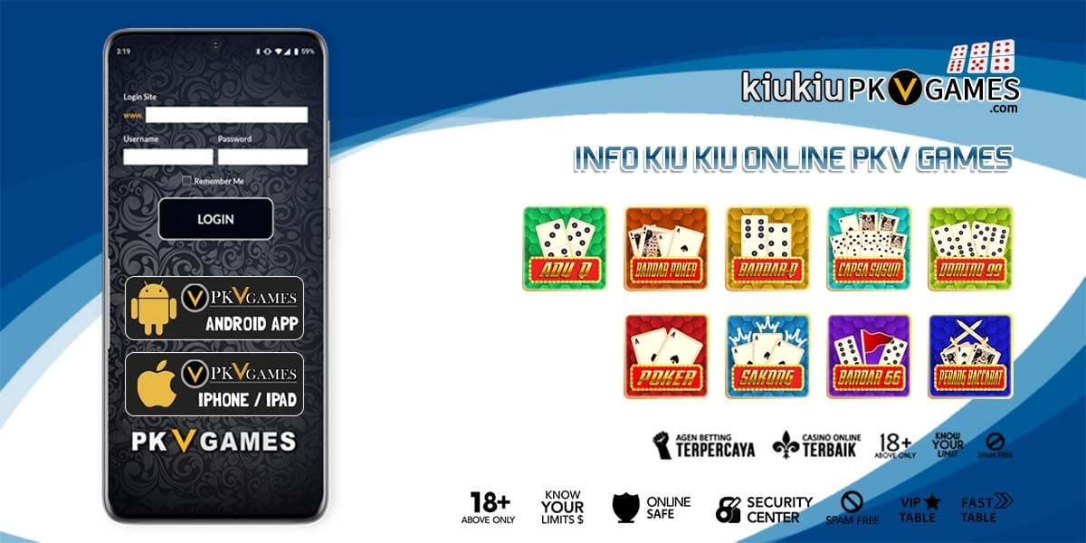 Kiu Kiu Online PKV Games